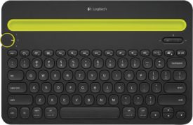 Logitech K480 - Bluetooth Multi-Device Keyboard