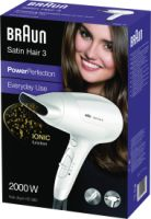 Braun Personal Care HD 380 Satin Hair Power Perfection