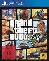 Take-Two Interactive Grand Theft Auto V (PS4)
