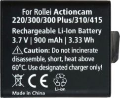 Rollei Battery for Actioncam 300 / 330