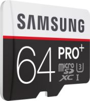 Samsung PRO+ 64GB micro SDXC Card 95MB/s + Adapter