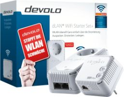 Devolo dLAN WiFi Starter Set+