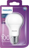 Philips LED 100W (13W) A60 E27 WW 230V FR ND 1BC/4