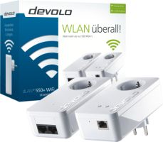 Devolo dLAN 550+ WiFi Starter Kit