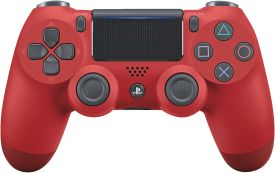 Sony PlayStation 4 Wireless Controller Red