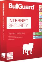 EPE BullGuard Internet Sec. 1Jahr 3pc/100mb Backup