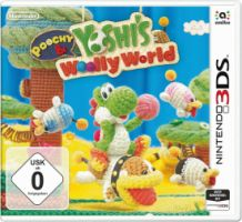 EPE Poochy & Yoshis Woolly World (3DS)