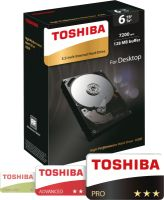 Toshiba X300 6TB High-Performance Hard Drive
