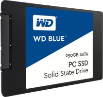 Western Digital WD Blue 250GB SSD 2,5 Zoll 7mm