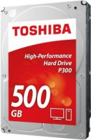 Toshiba P300 500GB High-Performance Hard Drive 3,5""