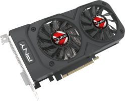 PNY GeForce GTX 1050 Ti 4GB XLR8 OC GAMING