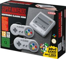 EPE Nintendo Classic Mini: Super Nintendo Entertainment System