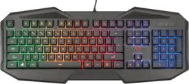 Trust GXT 830-RW Avonn Gaming Keyboard DE