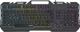 Speed Link ORIOS RGB Metal Gaming Keyboard