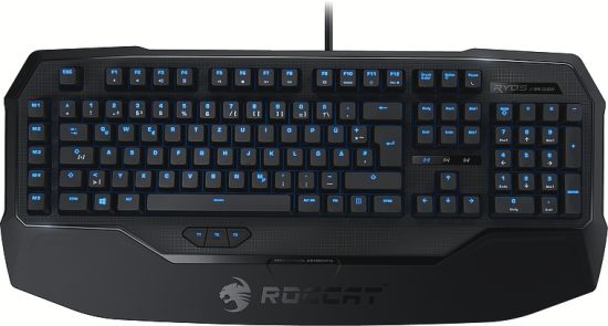 Roccat Ryos MK Glow, MX Black, German Layout_0