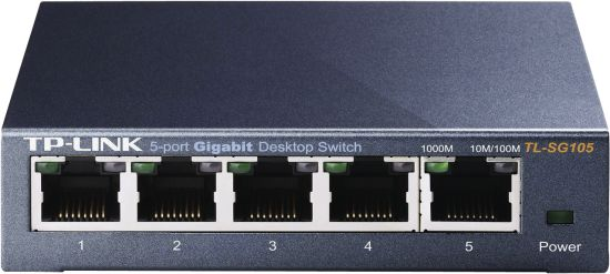 TP-Link TL-SG105 5-Port-Gigabit-Switch_0