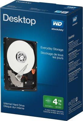 Western Digital Desktop Everyday 4TB Retail Kit_0