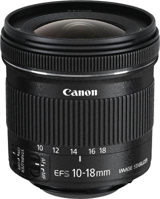 Canon LENS EF-S 10-18 IS STM + EW-73C + LC KIT_0