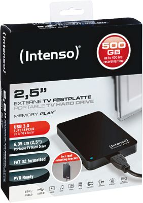 Intenso Memory Play 500GB USB 3.0_0