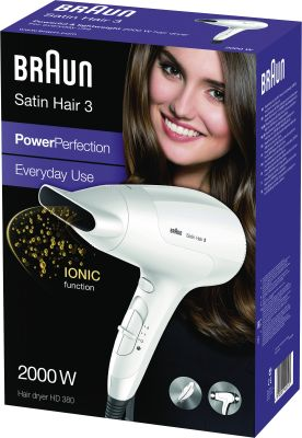 Braun Personal Care HD 380 Satin Hair Power Perfection_0