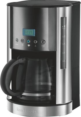 Russell Hobbs Jewels Moonstone Digitale Glas-Kaffeemaschine_0