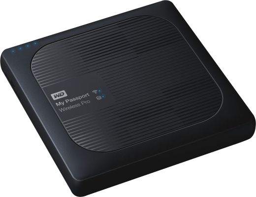 Western Digital My Passport Wireless Pro 3TB_0
