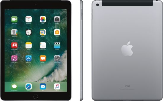 Apple iPad Cellular 128GB_0