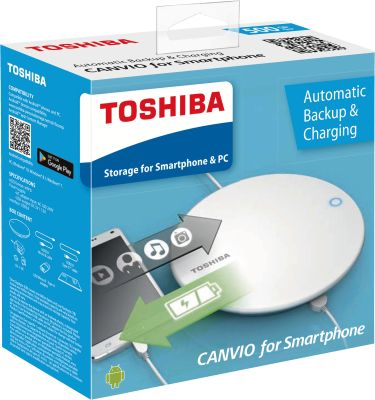 Toshiba Canvio for Smartphone (Android) - 500GB_0